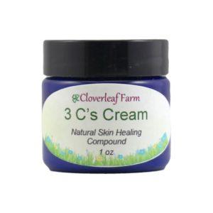 3 C's Herbal Cream