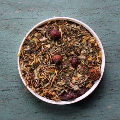 Seven Chakra Herbal Loose Tea, 3oz