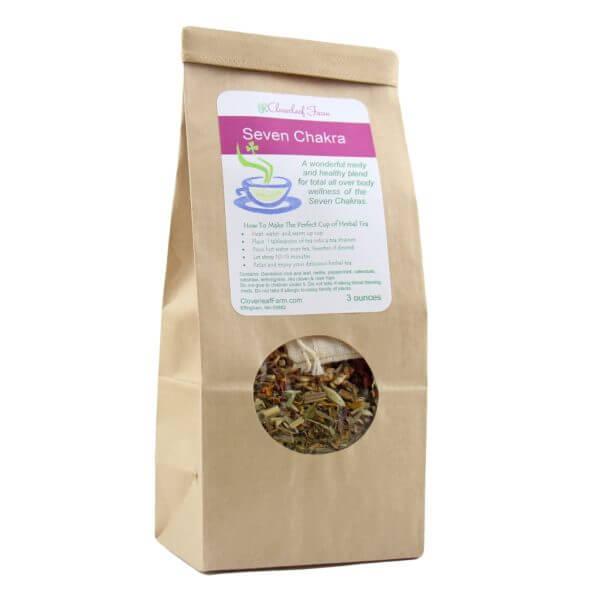 Seven Chakra Herbal Tea
