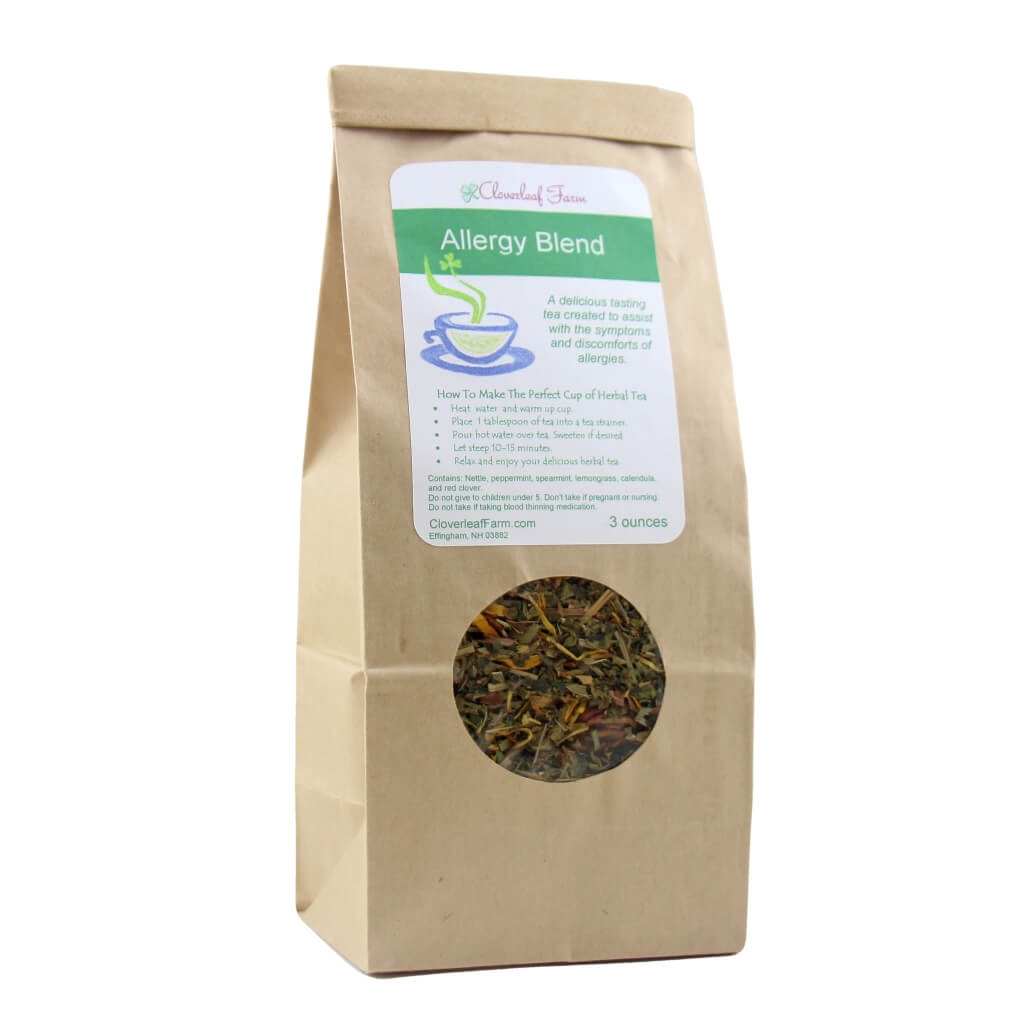Allergy Blend Herbal Loose Tea
