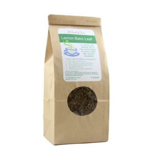 Lemon Balm Leaf Loose Tea