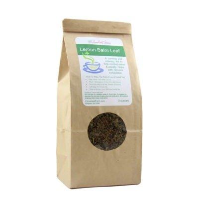 Lemon Balm Leaf Loose Tea