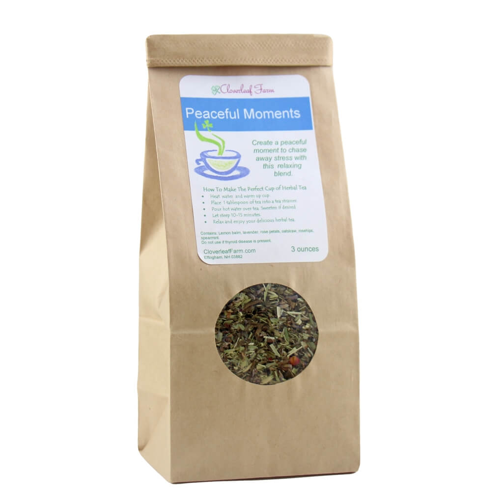 Peaceful Moments Loose Leaf Herbal Tea