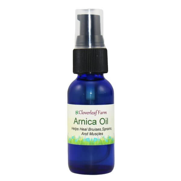 Arnica Herbal Infused Oil
