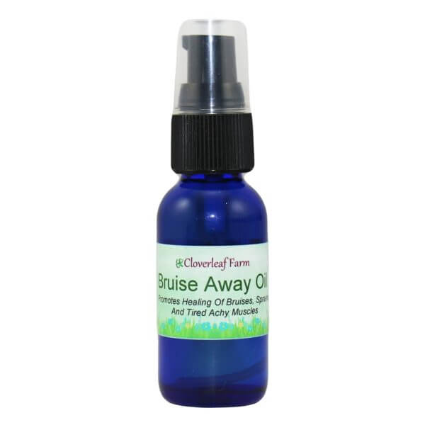 Bruise Away Herbal Oil