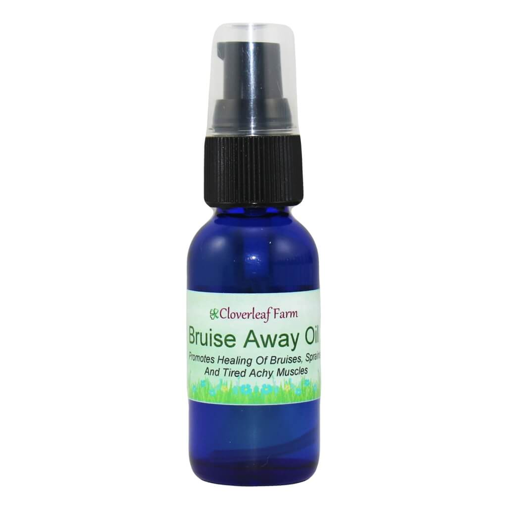 Bruise Away Herbal Oil