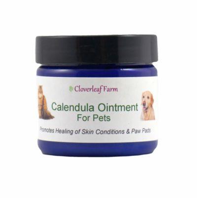 Calendula Ointment for Pets
