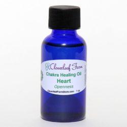 Chakra Healing Oil – Heart, 1oz