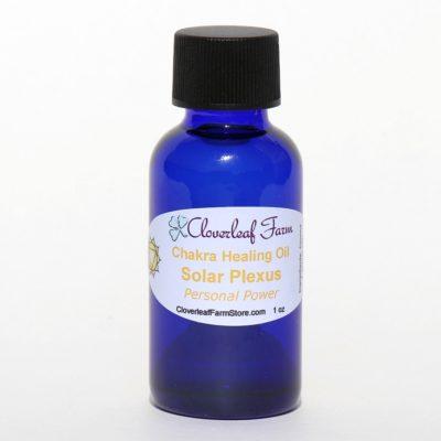 Chakra Healing Oil - Solar Plexus