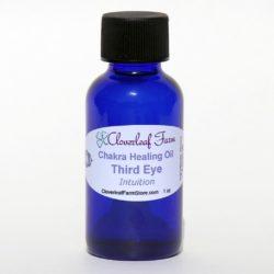 Chakra Healing Oil - Third Eye