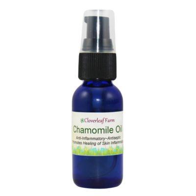 Chamomile Herbal Infused Oil