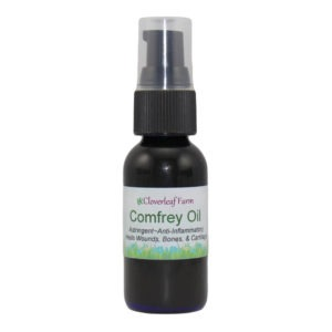 Comfrey Herbal Infused Oil