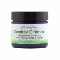 Comfrey Herbal Ointment, 2oz