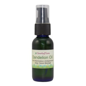 Dandelion Herbal Infused Oil