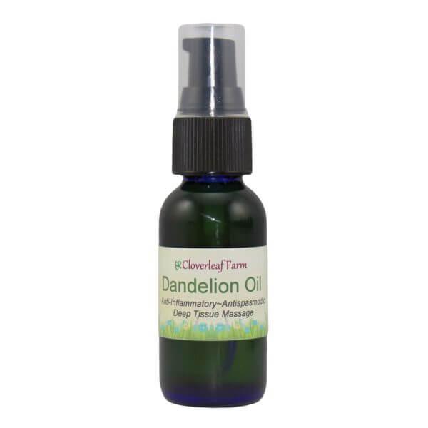 Dandelion Herbal Infused Oil