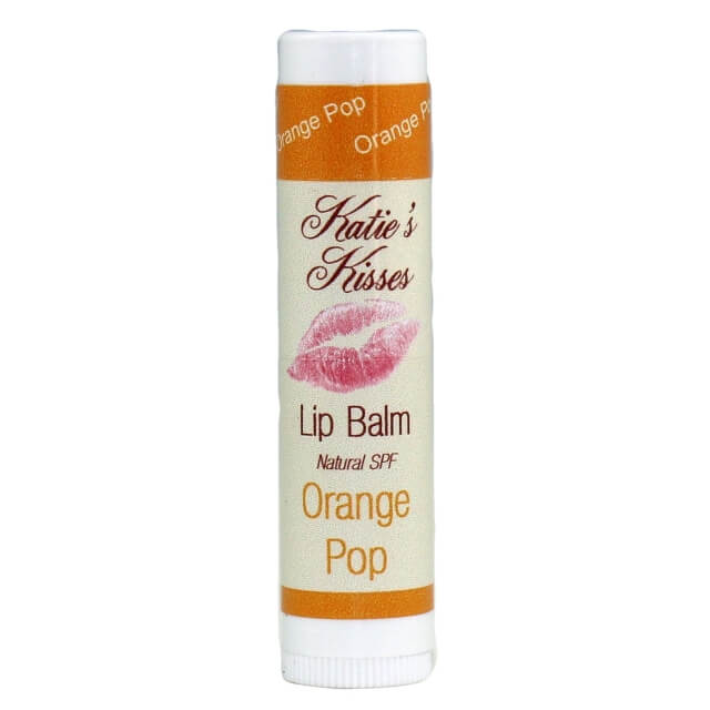 Katie's Kisses Lip Balm - Orange Pop