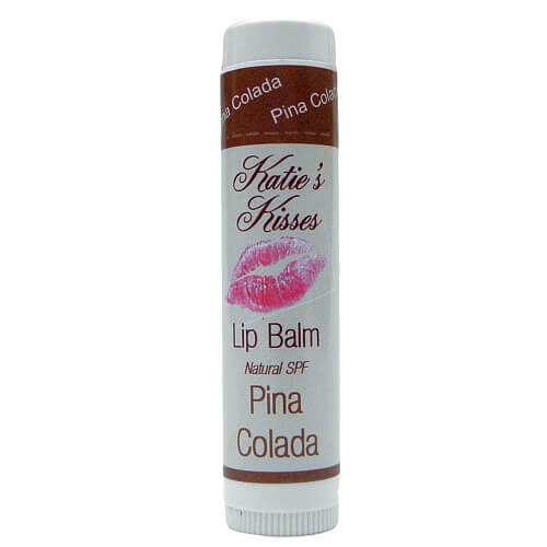 Katie's Kisses Lip Balm - Pina Colada