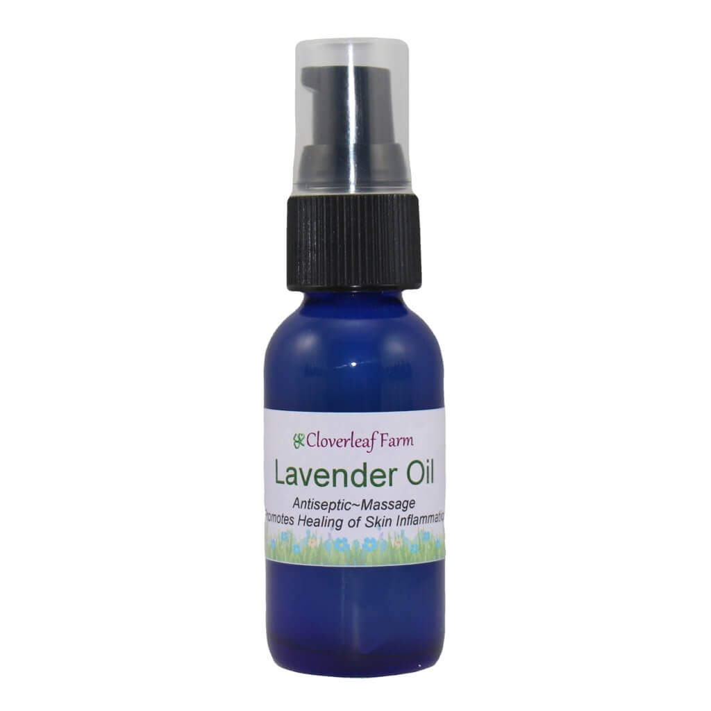 Lavender Herbal Infused Oil