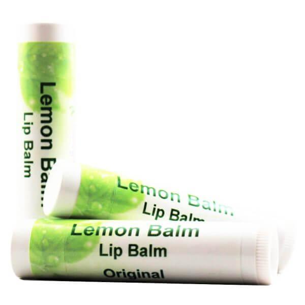 Lemon Balm Lip Balm 3 each
