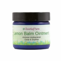 Lemon Balm Herbal Ointment, 2oz