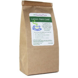 Lemon Balm Leaf Loose Tea, 2oz