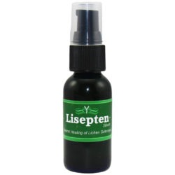 Lisepten Serum – Lichen Relief Oil, 1oz