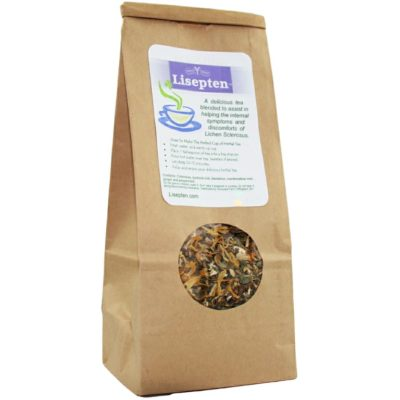 Lisepten Tea - Lichen Relief Herbal Tea, 2oz