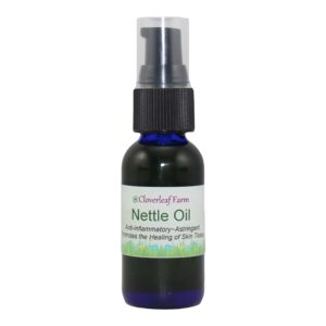 Nettle Herbal Infused Oil