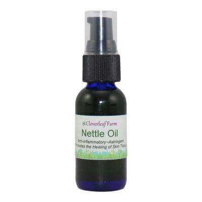Nettle Herbal Infused Oil