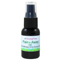Pain Away Herbal Muscle Rub Oil
