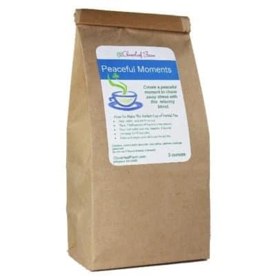 Peaceful Moments Herbal Loose Tea, 3oz