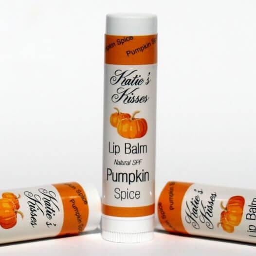 Katie's Kisses Lip Balm - Pumpkin Spice