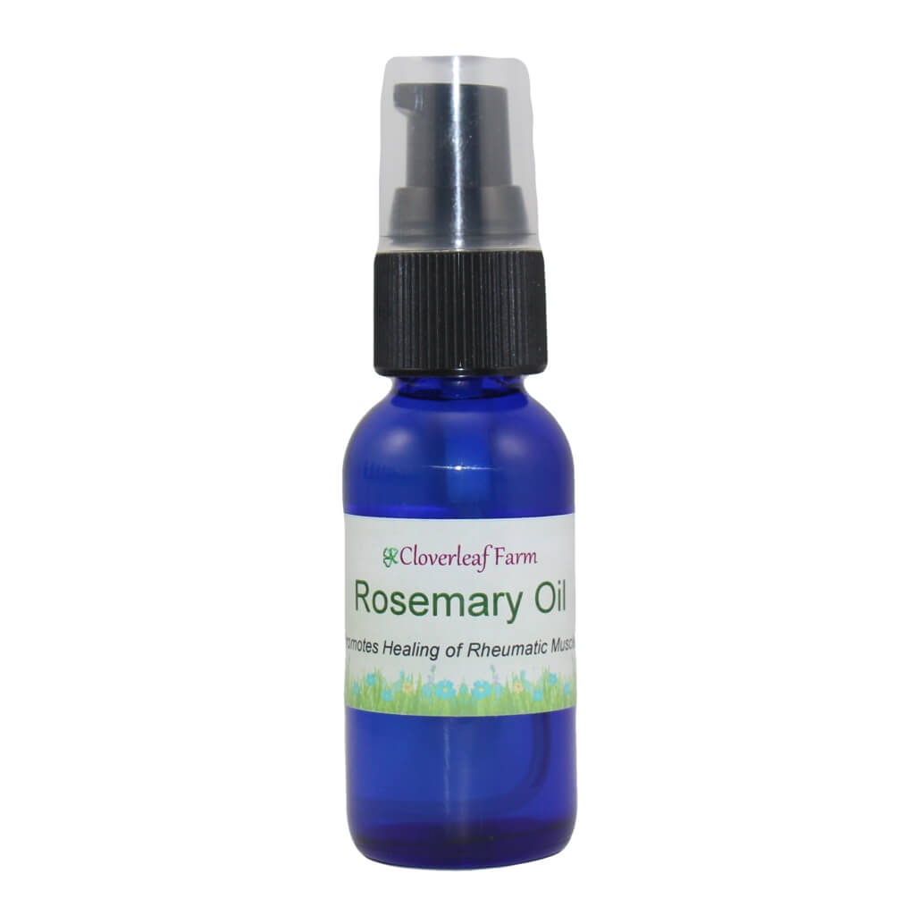 Rosemary Herbal Infused Oil