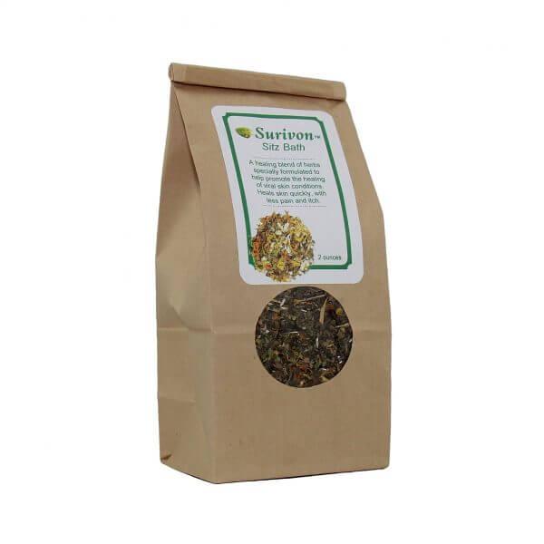 Surivon Herbal Sitz Bath