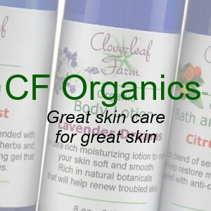 CF Organics Great skin care for your great skin