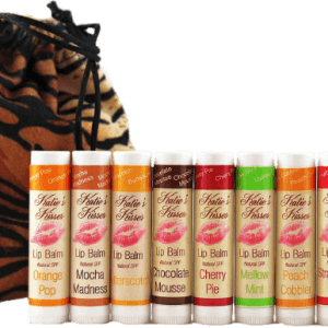 Katie's Kisses Gift Bag of 9 Natural Flavors