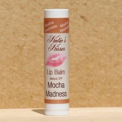 Katie's Kisses Lip Balm - Mocha Madness