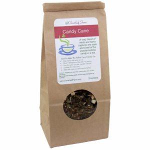 Candy Cane Herbal Tea Blend