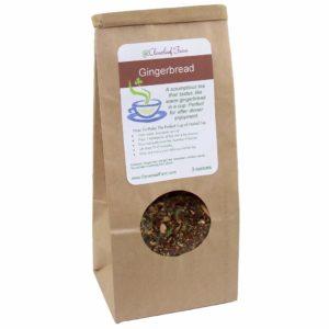 Gingerbread Holiday Herbal Tea