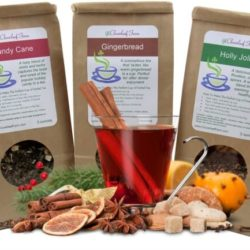 Holiday Herbal Teas Set