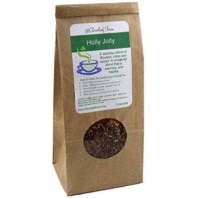 Holly Jolly Organic Herbal Tea
