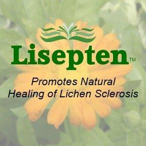 Lisepten Promotes Natural Healing of Lichen Sclerosus