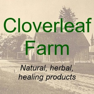 Cloverleaf Farm Natural, herbal, healing products