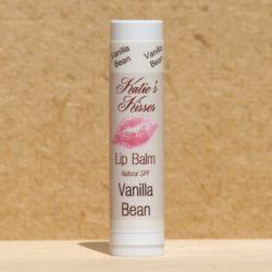 Katie's Kisses Lip Balm – Vanilla Bean