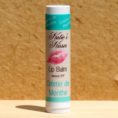 Katie's Kisses Lip Balm - Creme de Menthe