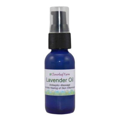 Lavender Herbal Infused Oil