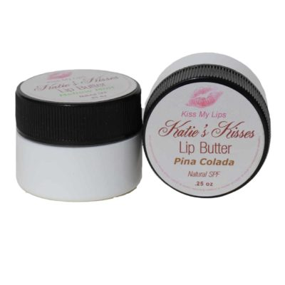 Katies Kisses Lip Butter Pina Coloda
